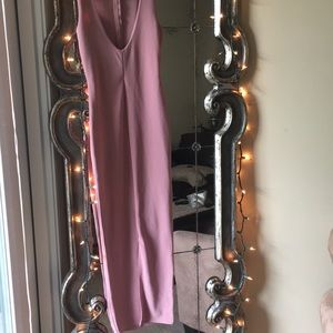 Missguided Nude/Pink dress